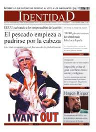 IdentidaD nº 12 - 15 de octubre | 15 de noviembre de 2008