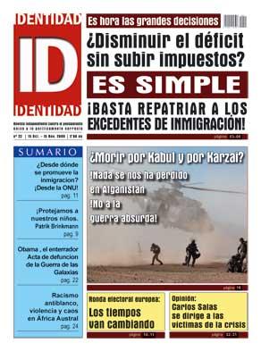 IdentidaD - 22